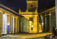 Trinidad by night