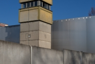 Wachttoren Berlijnse muur