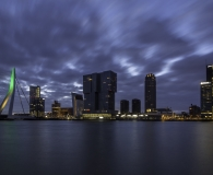 """kop van zuid"" Rotterdam"