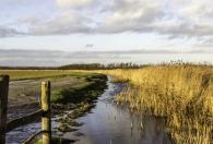 Rust in het Lauwersmeer