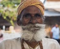 Mister white beard