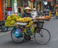 fruts on the bike